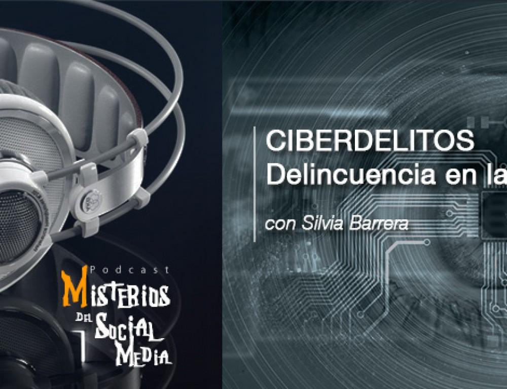 Ciberdelitos con Silvia Barrera