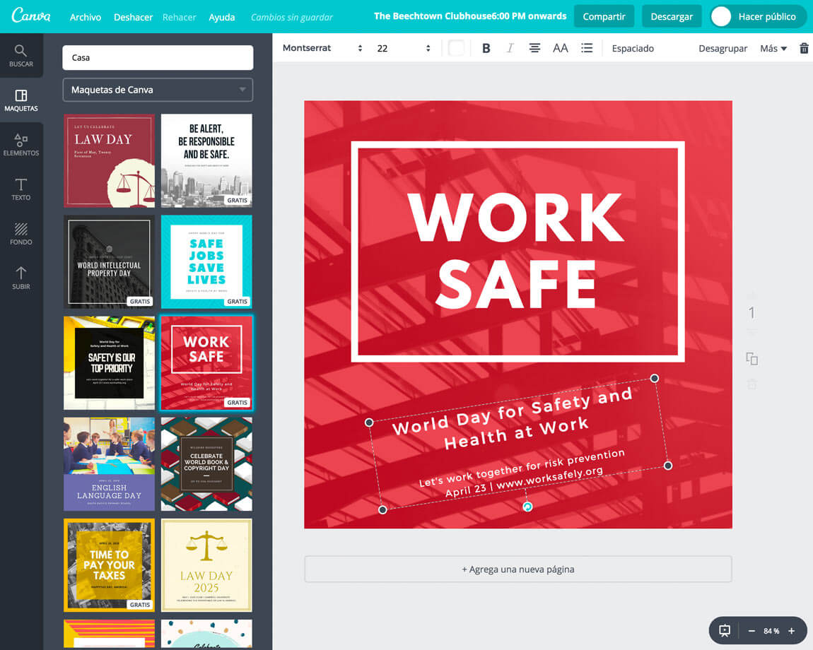CANVA Guía rápida para diseño online